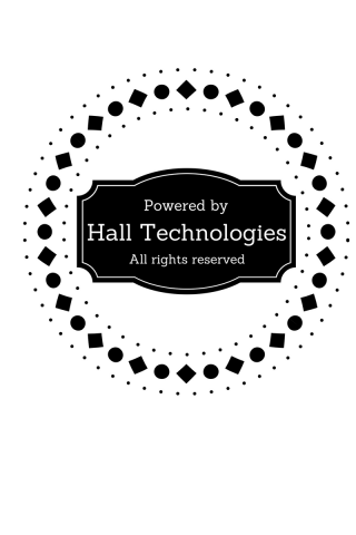 Powered by Hall Technologies. All rights reserved.